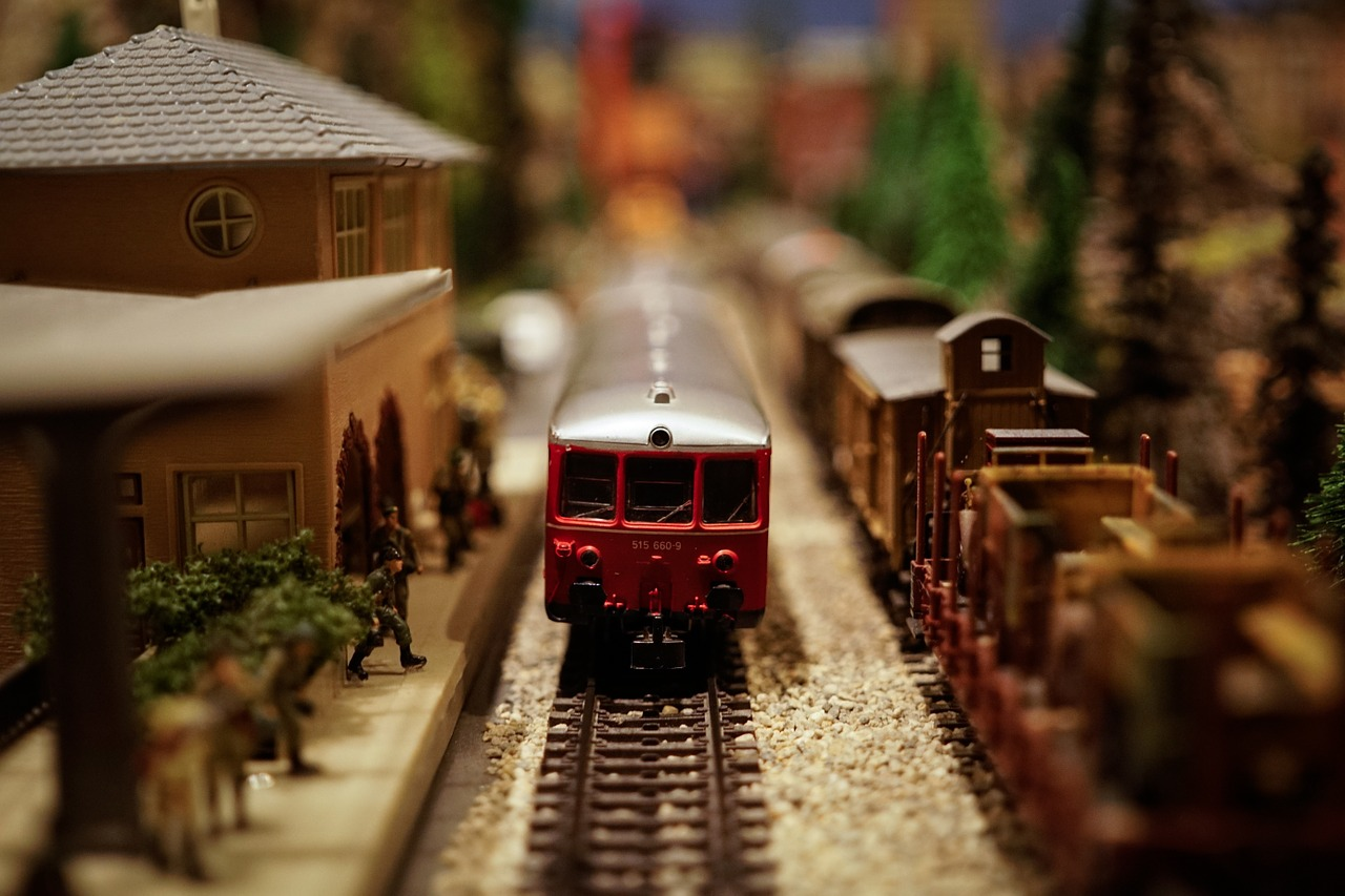 Five Reasons Why Building Model Railroad Buildings is a Great Hobby